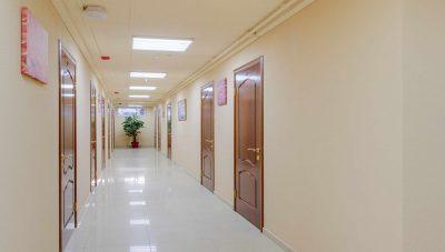 6 корид в цоколе где офисы